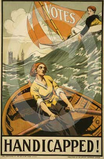 British Suffrage Poster, Artists' Suffrage League, 1914