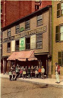 Paul Revere House 1905