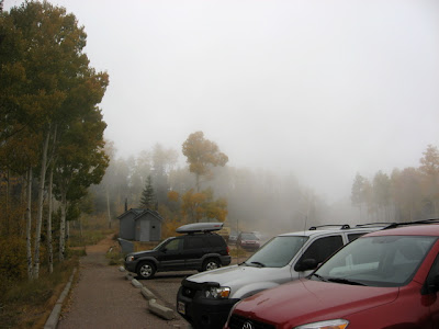 Aspen Vista Parking Lot