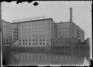 The New England Confectionery Company circa 1907