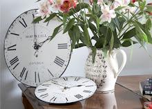 Vackra engelska klockor