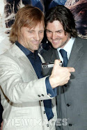 Keith Urban & Viggo Mortensen