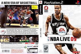 Download - NBA Live 09 | PS2