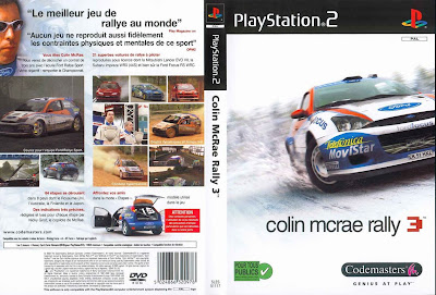 Download - Colin Mcrae Rally 3 | PS2