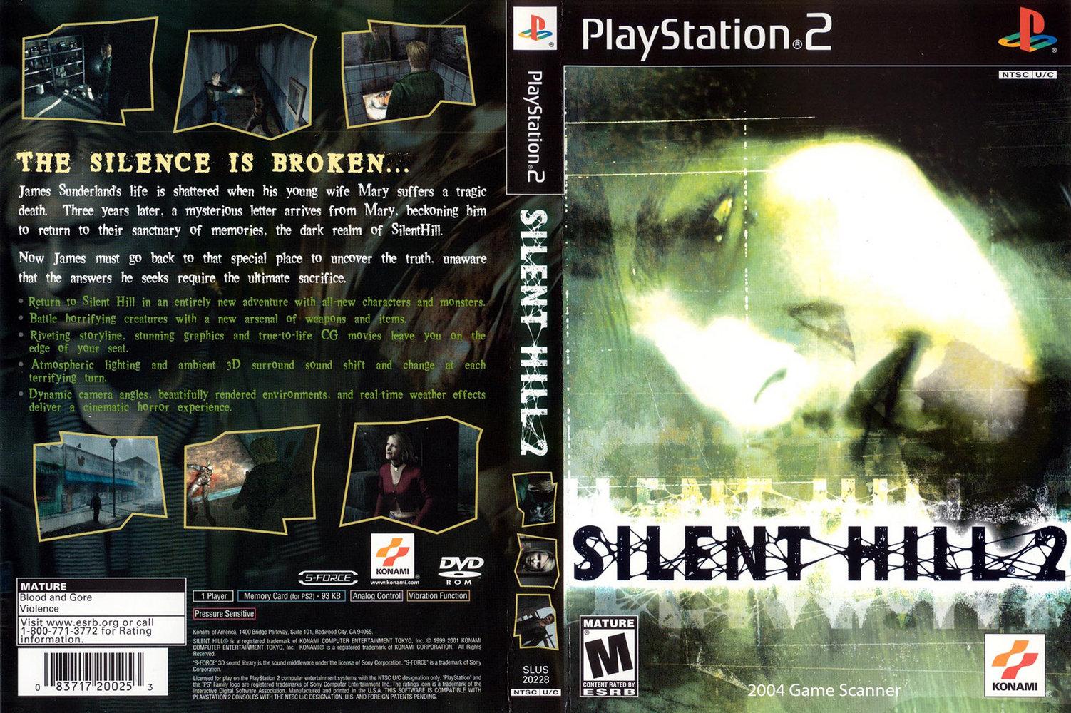 silent hil saga completa