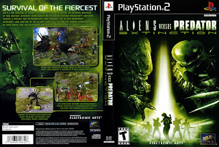 Download - Aliens Versus Predator:  Extinction  PS2