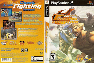 Download - Capcom Fighting Evolution | PS2