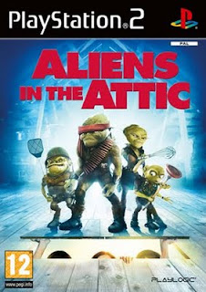 Download - Aliens In The Attic | PS2