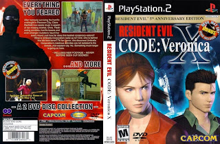 Download - Resident Evil Code: Veronica X | PS2