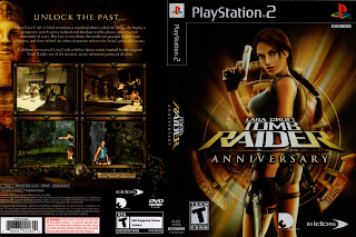 Download - Tomb Raider: Anniversary | PS2