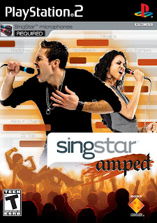 Download - SingStar: Amped | PS2