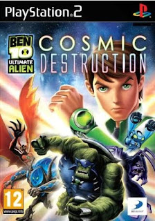 Download - Ben 10 Ultimate Alien: Cosmic Destruction | PS2
