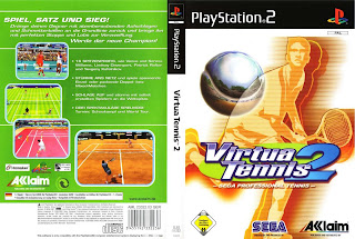 Download - Virtua Tennis 2 | PS2