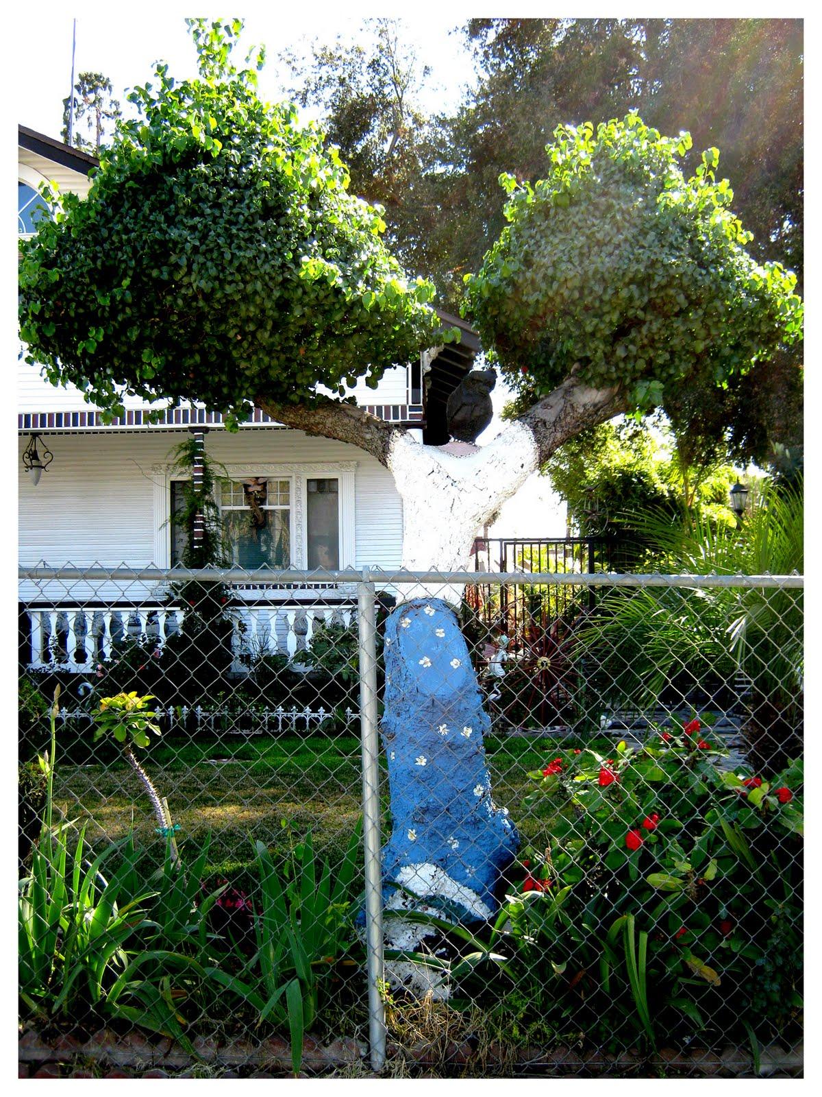 Paradis express rancho reubidoux for Jardin hispano mauresque