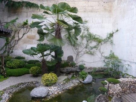 D Coration De La Maison Decoration Jardin Japonais