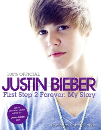 """Justin Bieber: First Step 2 Forever: My Story"" book has been officially"