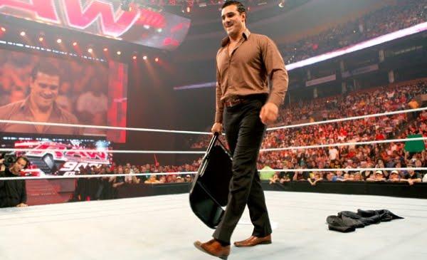 Alberto del rio aparece en el episodio 900 de raw wwe online tlc 2011 - Diva noche reviews ...