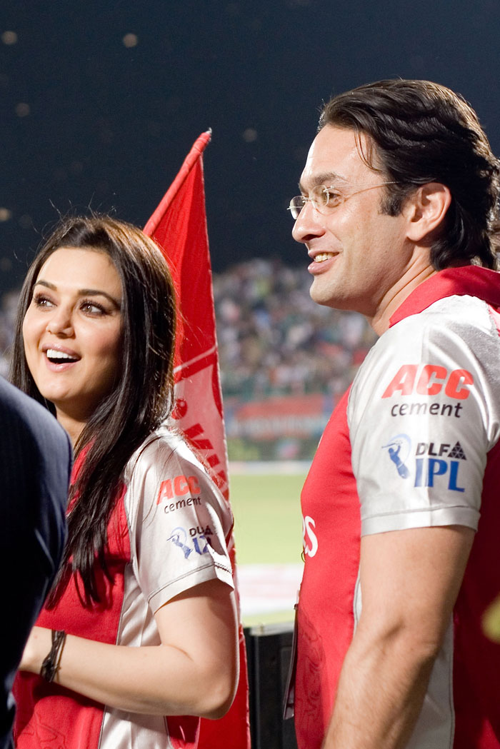 ness wadia and preity zinta. Preity zinta and Ness wadia