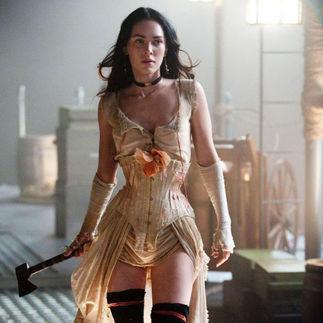 Hollywood actress Megan Fox Hot (Lingerie) Photos from Jonah Hex