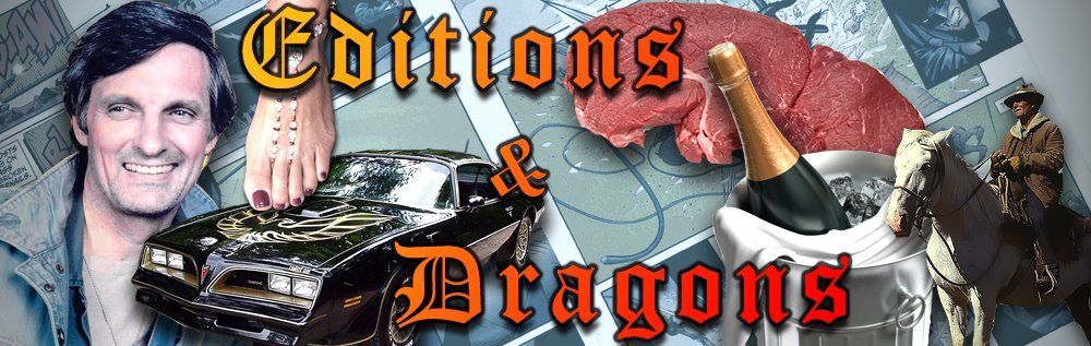 Editions & Dragons