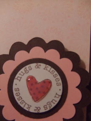 Mini Candy Bar Holder Close-Up