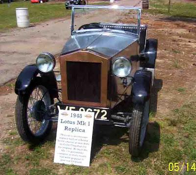 Lotus Classic Cars