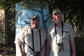 12.03.10 Guide Roy Rodriguez & Andrew Ramsey from Scotland