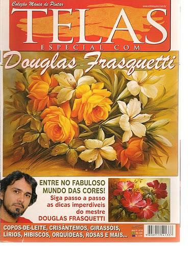 Pintura Em Tela   Especial Douglas Frasquetti