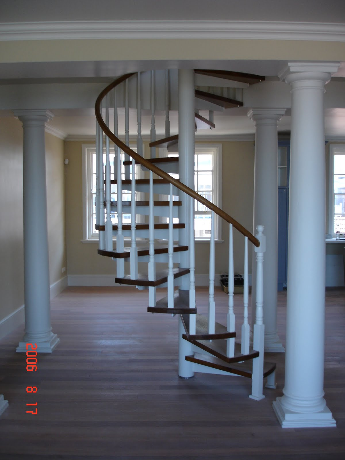 Cape Stairs Spiral Staircase Victorian Style