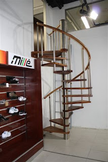 Spiral Stairs-Timber - Specialist Spiral Staircases Manufacturer