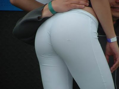 Sala privada de RHCP Pantalon+blanco