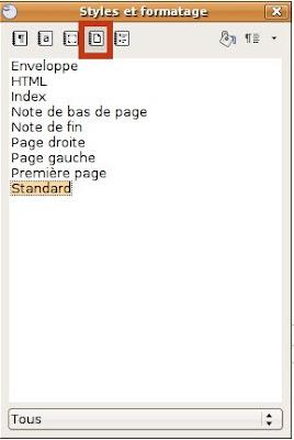 Pas de num ro de page sur la page de garde - Numerotation des pages sur open office ...
