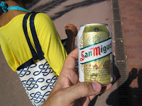 San Miguel Beer from Barcelona