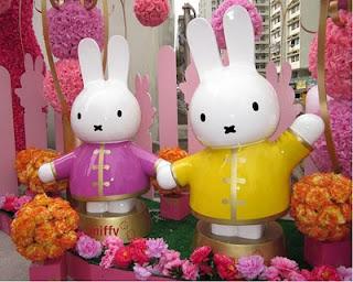 Hong Kong Miffy x 2