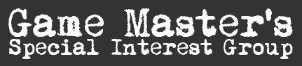 Game Master's SIG