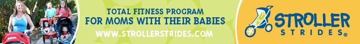 Treasure Valley Stroller Strides