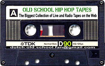 old school hip hop tapes - the biggest collection of live and radio tapes on the web
