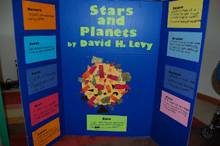 solar system project on poster board pics about space