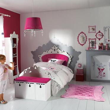 Fotos de habitaciones para niñas