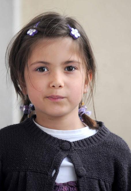 Marie 6 ans et demi