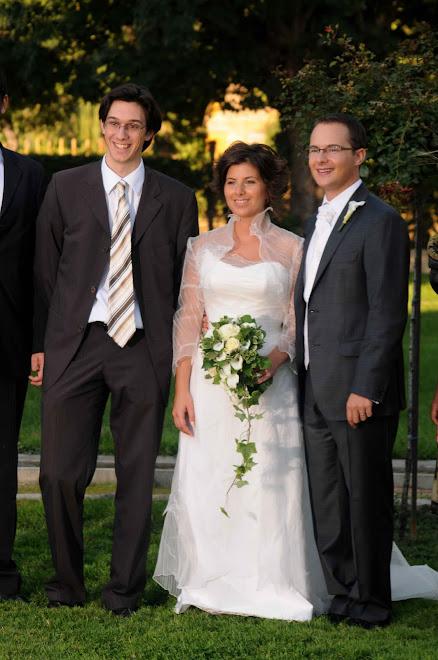 Félicitations a Amélie et Stan / Get Married