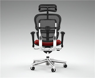 modern 3D chair design