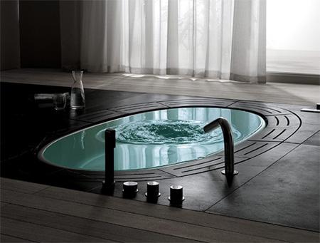 Beau Luxury Bathtub Design
