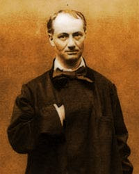 Charles Baudelaire - Francia