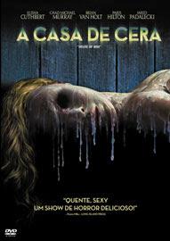 Capa do Filme A Casa de Cera