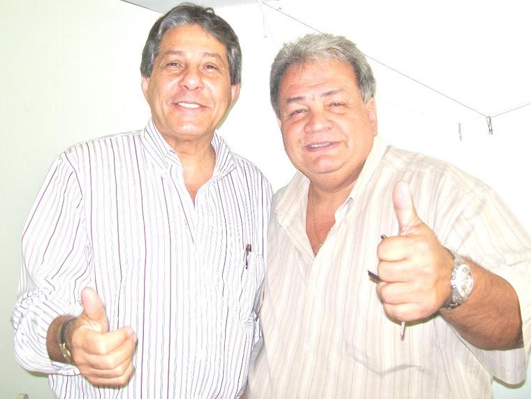 Valquir da SAMU apoiando Dr. Antônio Carlos Pires 22220