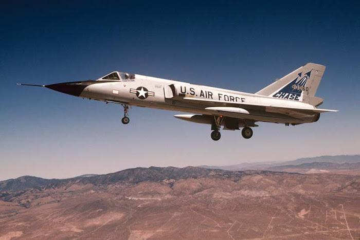 Last Flight of the F-106 Delta Dart