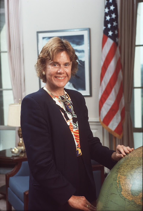 Sheila Widnall, Secretary of The Air Force