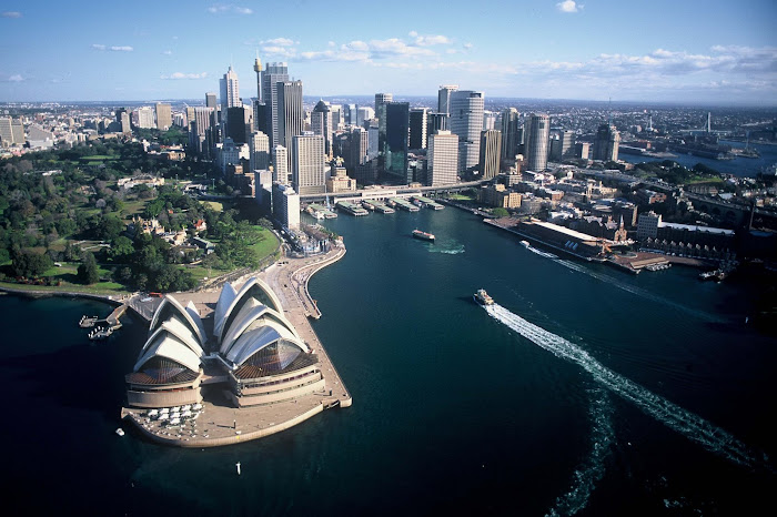 Sidney Harbor, Australia