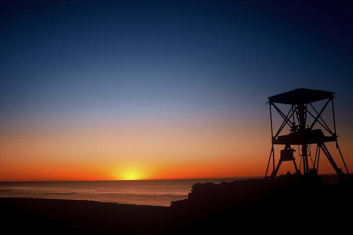 Australian Sunset, Western Territory